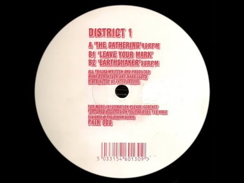 District 1 - The Gathering