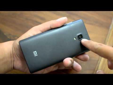 Unboxing & Design Xiaomi Redmi 1s Indonesia