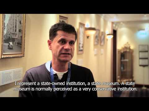 EaP Culture: Oleg Ryzhkov, National History Museum of Belarus
