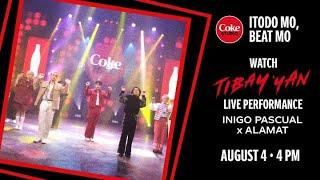 Inigo Pascual x ALAMAT - Tibay 'Yan (Live Performance)