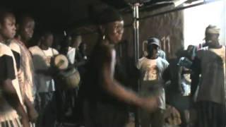 Wake Keeping Cultural Dance Navrongo April 2011