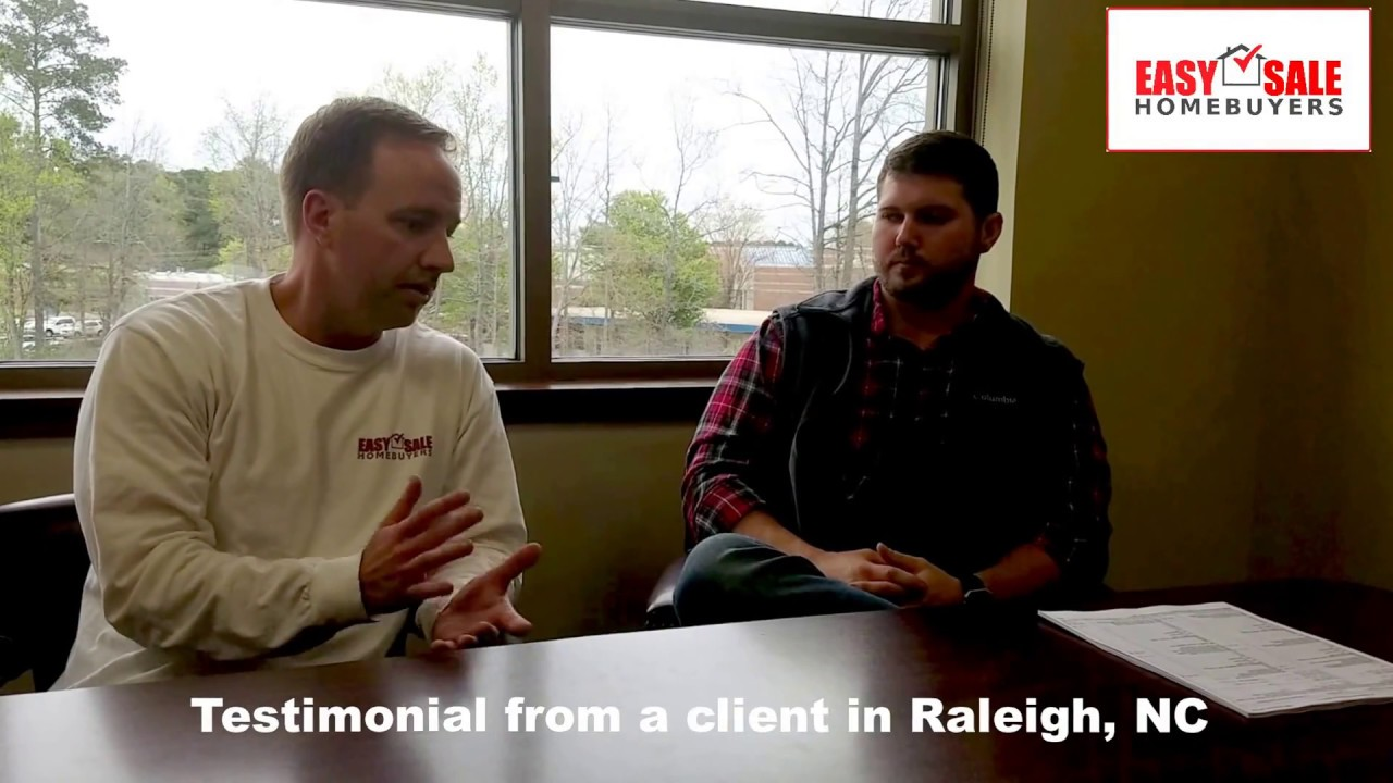 Selling Your House Fast Raleigh NC | We Buy Homes | Easy Sale HomeBuyers Testimonial