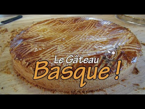 le-gateau-basque!!