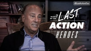 Mark L. Lester Interview Teaser - In Search Of The Last Action Heroes