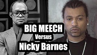 Big Meech vs Nicky Barnes   Cavario & Al Profit   American Dope