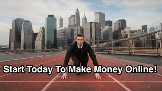 Http://www.johnchow.com want to make money online? the best time start is today, not in new year.