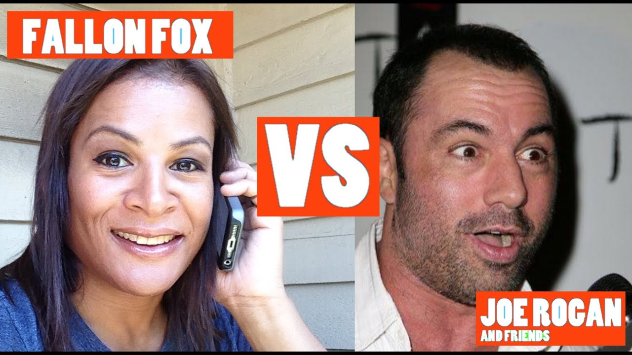 Fallon Fox: Challenging Joe Rogan to a battle of evidence - Bloody Elbow