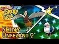 [LIVE!] Shiny Pidove After 195 DexNav Encounters + EVOLUTION To Shiny Unfezant ♀! (Pokemon ORAS)