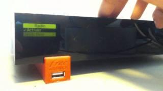 Activer le wifi d'une freebox