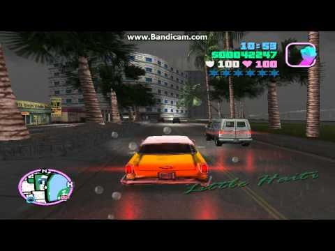 เกมส์ GTA Vice city การไปเอาเฮลิคอปเตอร์
