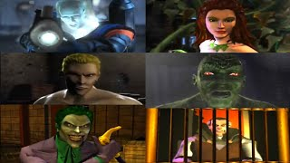 9   Batman: Dark Tomorrow - Arkham Asylum