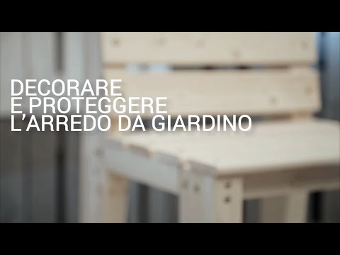 Restauro Mobili Da Giardino : Come verniciare mobili da giardino youtube