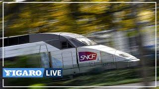 🔴 40 ans du TGV : découvrez en direct le «TGV DU FUTUR»