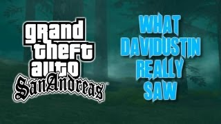 The Truth About The Woods Creature - What DaviDustin Really Saw (HD)