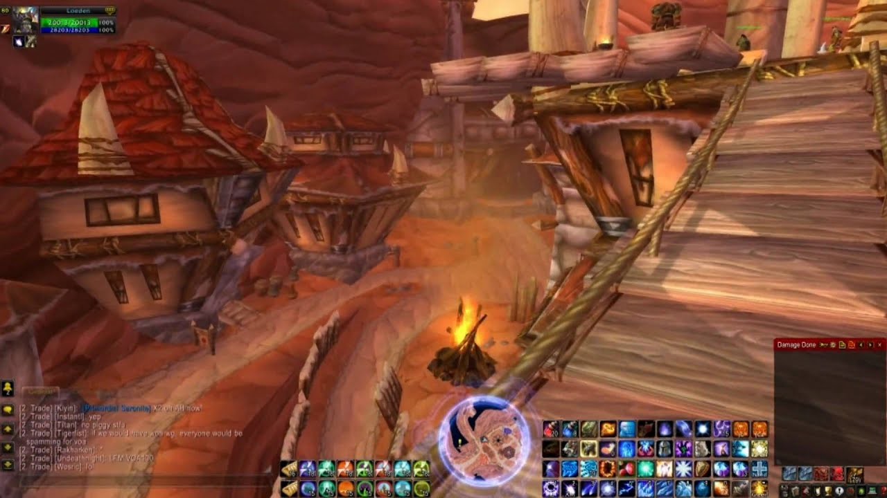 Cataclysm travel guide