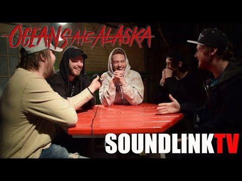 Oceans Ate Alaska Interview// Columbia South Carolina// SoundlinkTV