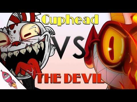 cuphead and mugman rap - cinemapichollu