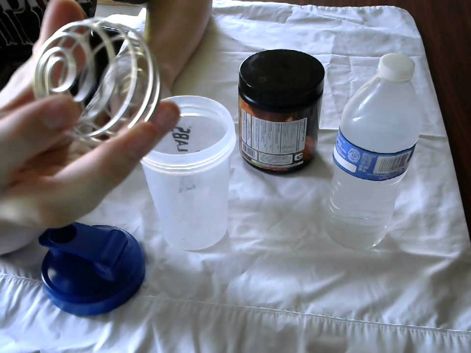 G Fuel Review How To Make G Fuel In A Shaker Cup Youtube