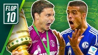 Aus diesen Knappen wurden keine Ritter! Top 10 Transfer Fails des FC Schalke 04!