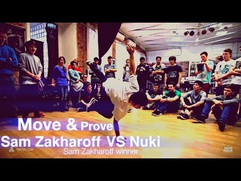 Sam zakharoff electro dance learn