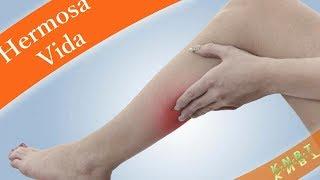 El piernas de medicina para telugu dolor