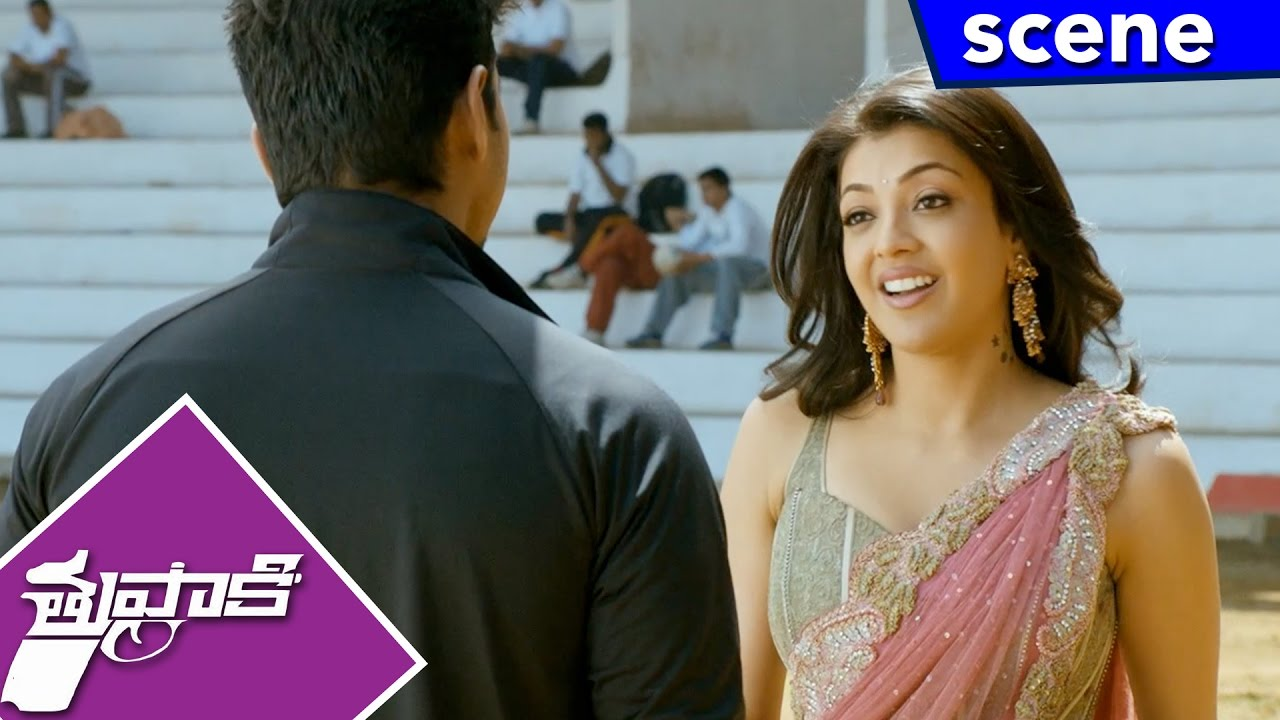 Kajal Meets Vijay And Proposed To Marry