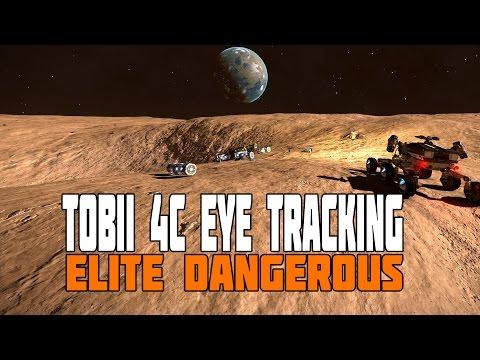 Elite Dangerous with Tobii 4C Eye Tracking