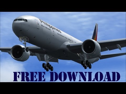 Rare Quality Add-on: BOEING 777-200 [- Free Download FSX & P3D 2014 -]