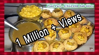 how to make golgappa pani
