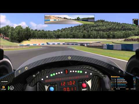 iRacing: I'm All the Rage (IndyCar Fixed @ Okayama)