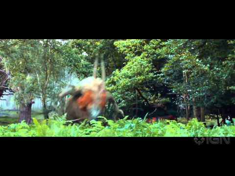 "47 Ronin - ""Kai attacks the Beast of Age"" Clip"
