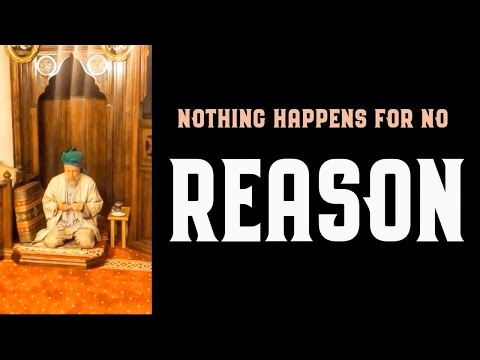 Nothing happens for no reason [ENGLISH VERSION]