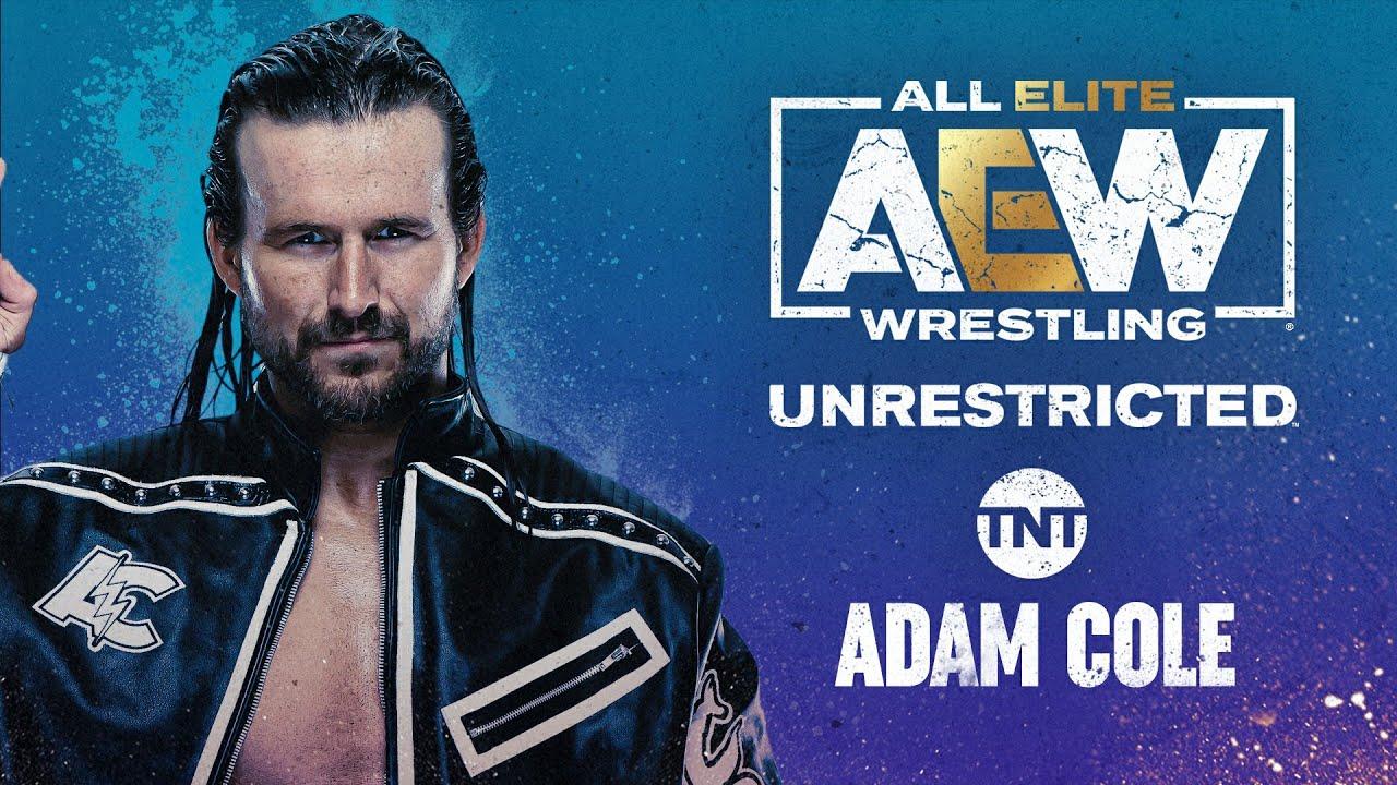 Adam Cole   AEW Unrestricted Podcast