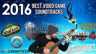 Baixar 2016 Best Video Game Soundtracks - Classical Guitar Medley