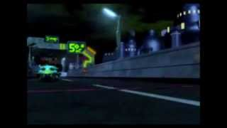 Rules of nature goes with everything - Final Fantasy VII Bike Chase!