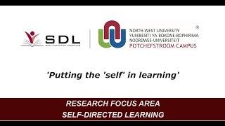 NWU - Self Directed Learning