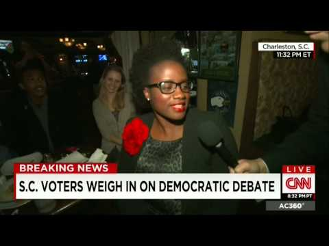 Undecided S.C. Voter Thought Bernie Sanders Won The Debate