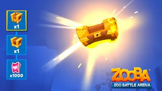 Zooba LAST EVENT GIFT Zooba Zoo Battle Arena