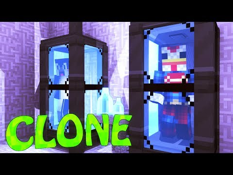 Minecraft | CLONING MOD Showcase! (SYNC MOD, CLONES, FRANKENSTEIN)