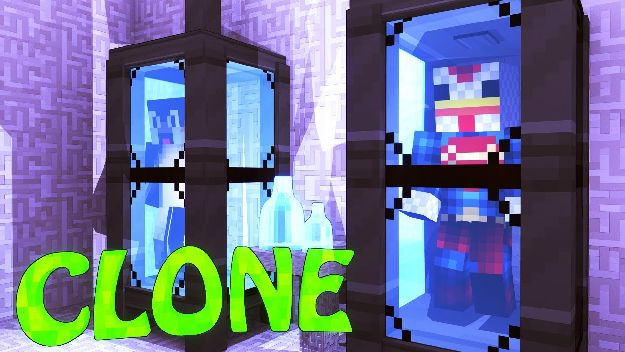 Minecraft   Cloning Mod