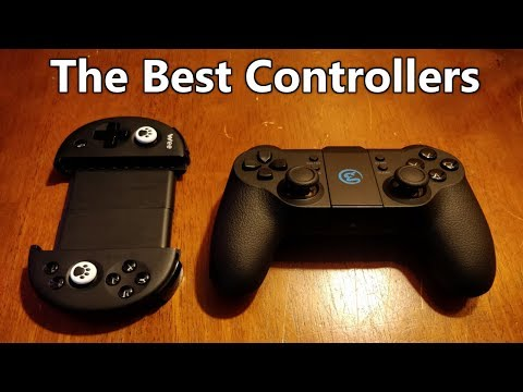 Best Mobile Gaming Controllers 2018