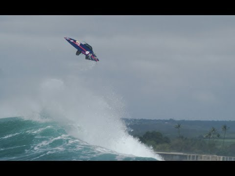 Kai Lenny Dropped a Behind-the-Scenes Edit of the Big Wave Tow-In Invitational