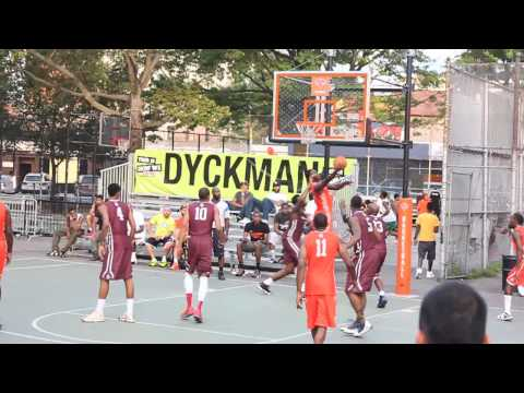 Dyckman: Avelife vs Showstoppers (Full Game)