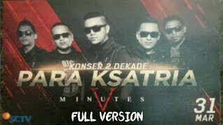 Download lagu Konser Dua Dekade Para Ksatria Five Minutes FULL VERSION