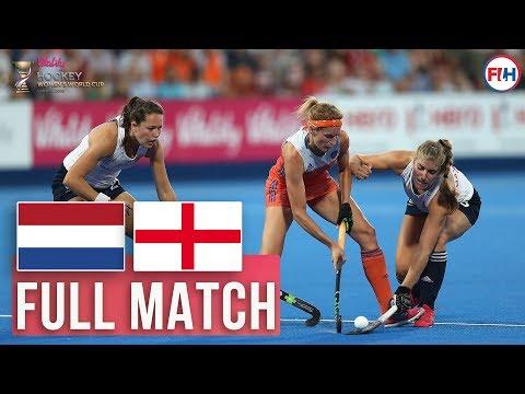 India vs england hockey match live score