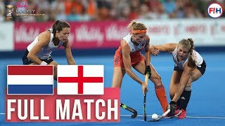 Netherlands v England | Womens World Cup 2018 | FULL MATCH