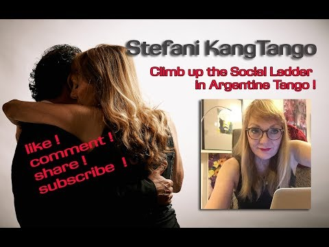 Climb up the social ladder in Argentine  Tango