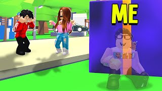 I Cheated With INVISIBILITY For FREE PETS In Adopt Me Hide \u0026 Seek! (Roblox)