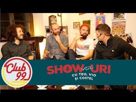 Podcast #156 | cu DOC | Intre showuri cu Teo Vio si Costel