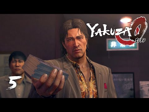 QUESTIONABLE INTENTIONS - Let's Play - Yakuza 0 - 5 - Walkthrough Playthrough